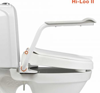 Etac Hi-Loo Hasta Tuvalet Yükseltici