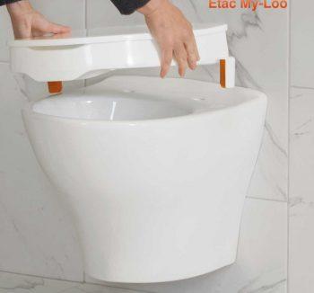 Etac My-Loo Hasta Tuvalet Yükseltici