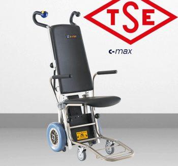 Merdiven Çıkma Cihazı C-Max - TSE Belgeli