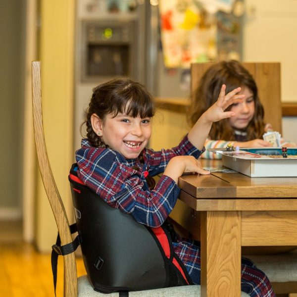 Scallop Engelli Çocuk Oturma Desteği