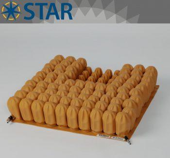 Star CXR Tekerlekli Sandalye Minderi