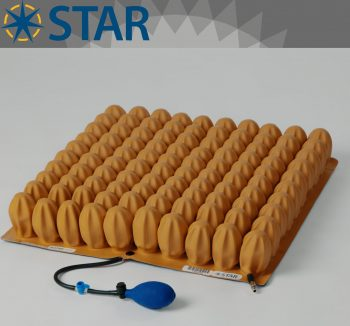 Starlock 7.5cm Tekerlekli Sandalye Minderi