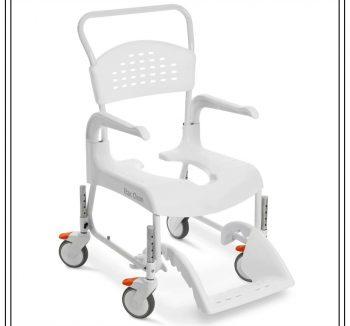 Clean Yüksekliği Ayarlanabilir Banyo ve Tuvalet Sandalyesi