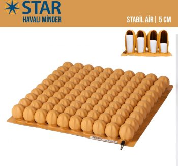 "Star Stabil-Air 2"" Havalı Minder"