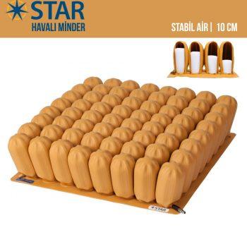 "Star Stabil-Air 4"" Havalı Minder | 10cm"