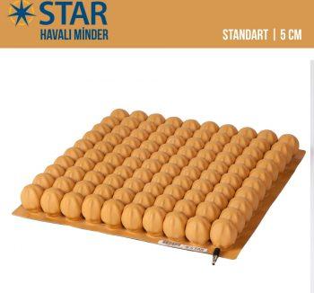 "Star Standart 2"" Havalı Minder"