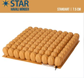 "Star Standart 3"" Havalı Minder"