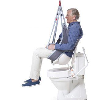 Molift EvoSling Tuvalete Transfer Bezi